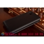 """Фирменный оригинальный вертикальный откидной чехол-флип для Lenovo Vibe Z2 mini K920 5.5"""" дюймов черный кожаный"""