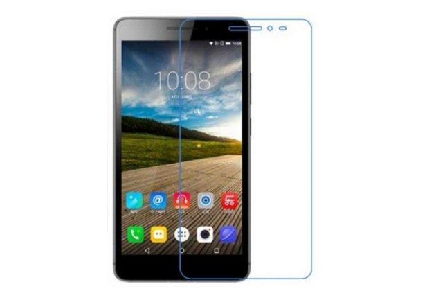 "Фирменная оригинальная защитная пленка для планшетофона Lenovo Phab Plus PB1-770N/770M 6.8"" ZA070019RU  глянцевая"