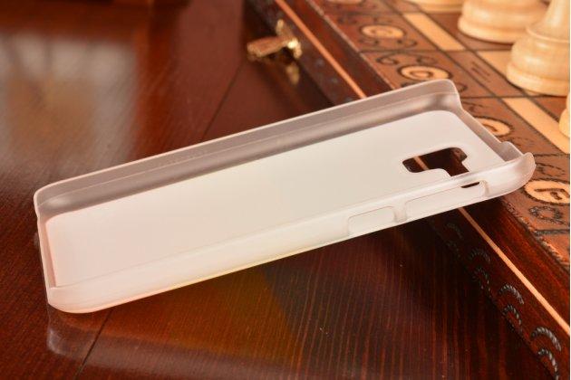 """Фирменная необычная из легчайшего и тончайшего пластика задняя панель-чехол-накладка для Lenovo A806 (A8) """"тематика Все цвета Радуги"""""""