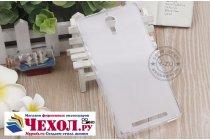 Фирменная ультра-тонкая полимерная из мягкого качественного силикона задняя панель-чехол-накладка для Lenovo K80/P90/P90 Pro белая