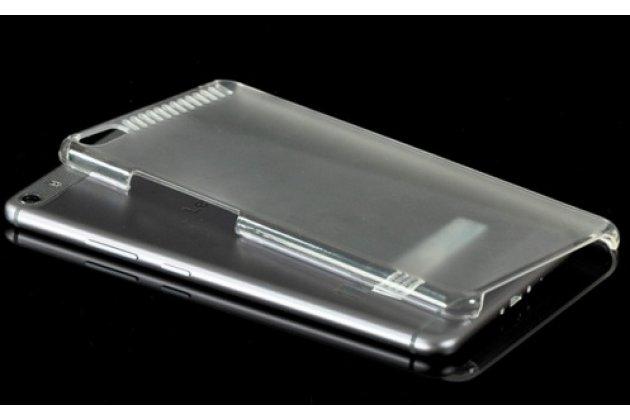 "Фирменная задняя панель-крышка-накладка из тончайшего и прочного пластика для Lenovo Phab Plus PB1-770N/770M 6.8"" ZA070019RU прозрачная"