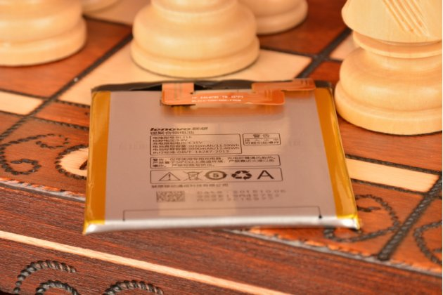 Фирменная аккумуляторная батарея 3050mAh на телефон Lenovo Vibe Z1 K910 + гарантия