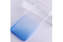 Фирменная ультра-тонкая полимерная задняя панель-чехол-накладка из силикона для Lenovo Zuk Z1 прозрачная с эффектом дождя
