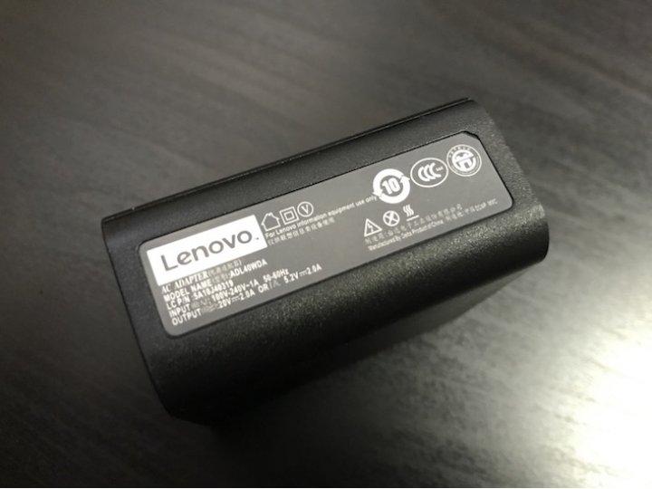 Зарядное устройство от сети для Lenovo Yoga Tablet 2 Pro 13.3 1380F..