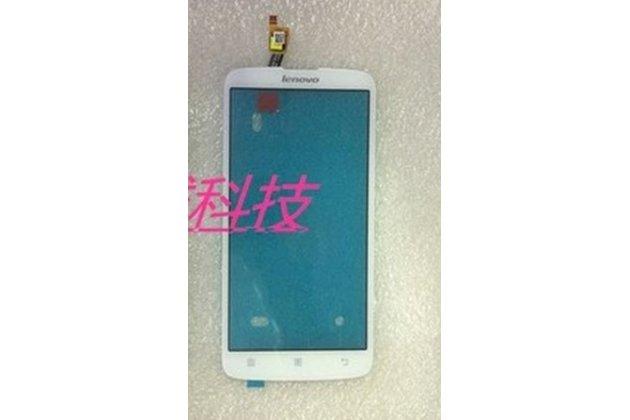 Фирменный LCD-ЖК-сенсорный дисплей-экран-стекло с тачскрином на телефон Lenovo A399 белый + гарантия