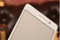Фирменный LCD-ЖК-сенсорный дисплей-экран-стекло с тачскрином на телефон Lenovo Note 8 A936 белый + гарантия