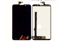 Фирменный LCD-ЖК-сенсорный дисплей-экран-стекло с тачскрином на телефон Lenovo S939 черный + гарантия