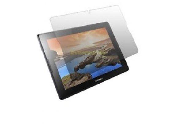 Фирменная оригинальная защитная пленка для планшета Lenovo Ideatab A7600/A10-70 матовая