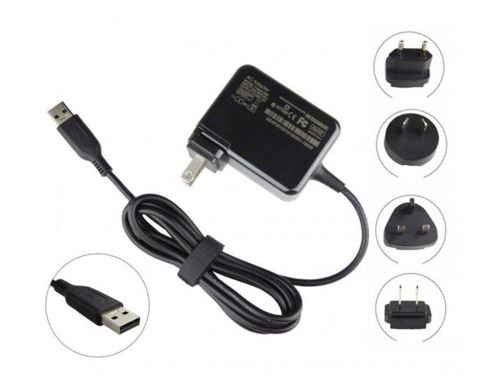 Фирменное оригинальное зарядное устройство от сети для Lenovo Miix 2 11..
