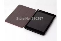 """Фирменный умный чехол самый тонкий в мире для Lenovo Miix 3 8 дюймов  """"Il Sottile"""" черный пластиковый"""