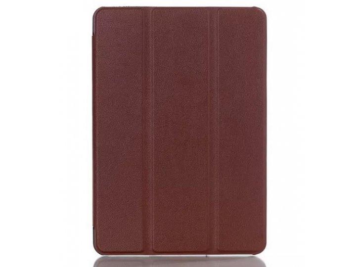 Фирменный умный чехол-книжка самый тонкий в мире для Lenovo Miix 3 8.0 / Miix3-830 7.85