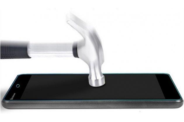 """Фирменное защитное закалённое противоударное стекло премиум-класса из качественного японского материала с олеофобным покрытием для Lenovo Miix 3 830 7.85"""""""