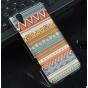 Фирменная роскошная задняя панель-чехол-накладка с безумно красивым расписным эклектичным узором на Lenovo S96..
