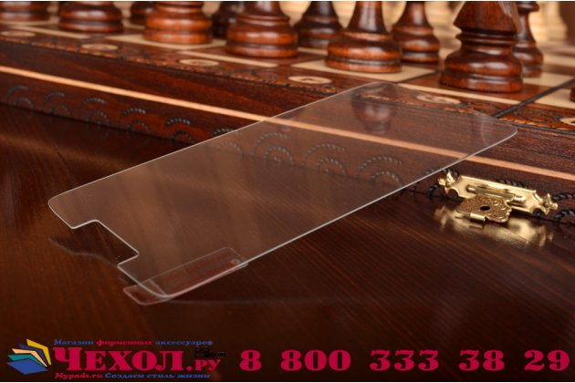 Фирменное защитное закалённое противоударное стекло премиум-класса из качественного японского материала с олеофобным покрытием для Lenovo S960 Vibe X