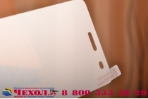 Фирменное защитное закалённое противоударное стекло премиум-класса из качественного японского материала с олеофобным покрытием для Lenovo Sisley S90