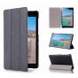 Фирменный умный чехол-книжка самый тонкий в мире для Lenovo TAB 2 A7-20F 7.0