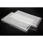 Фирменная ультра-тонкая полимерная из мягкого качественного силикона задняя панель-чехол-накладка для Lenovo T..