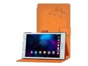 Фирменный чехол с красивым узором для планшета Lenovo Tab 2 A8-50F/ A8-50L / A8-50LC (MediaTek MT8161 /8.0