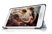 """Фирменный необычный чехол для Lenovo Tab 2 A8-50F/ A8-50L / A8-50LC (MediaTek MT8161 /8.0"""" IPS 1280*800)"""" """"тематика Эклектические узоры"""""""