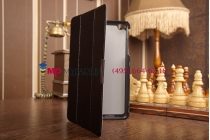 """Фирменный умный чехол самый тонкий в мире для Lenovo Thinkpad 8 """"Il Sottile"""" черный пластиковый Италия"""