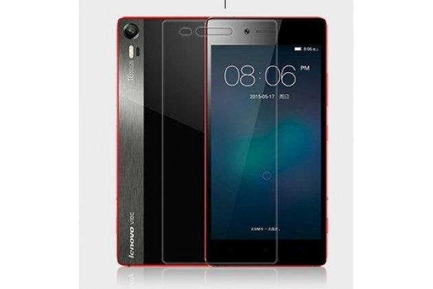 Фирменная защитная пленка для телефона Lenovo Vibe Shot Z90/Z90-3/Z90-7/Z90-A40/Z90A40 LTE 5.0 матовая