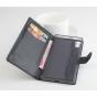 Фирменный чехол-книжка из качественной импортной кожи с мульти-подставкой застёжкой и визитницей для Леново Ва..