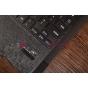 Фирменный оригинальный чехол со съёмной Bluetooth-клавиатурой для Lenovo Yoga Tablet 10 B8000/B8080 черный кож..