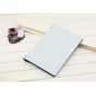 Ультратонкий фирменный чехол-футляр-книжка для Lenovo Yoga Tablet 2 10.1 4G (1050L/1051L) слоновая кость пласт..