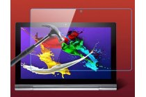Фирменное защитное закалённое противоударное стекло премиум-класса из качественного японского материала с олеофобным покрытием для Lenovo Yoga Tablet 2 1050F/1051F