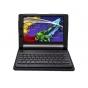 Фирменный чехол со съёмной Bluetooth-клавиатурой для планшета Lenovo Yoga Tablet 2 8.0 4G (830L)  черный кожан..