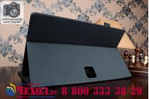 Фирменный чехол обложка для Lenovo Yoga Tablet 2 Pro 13.3 черный кожаный