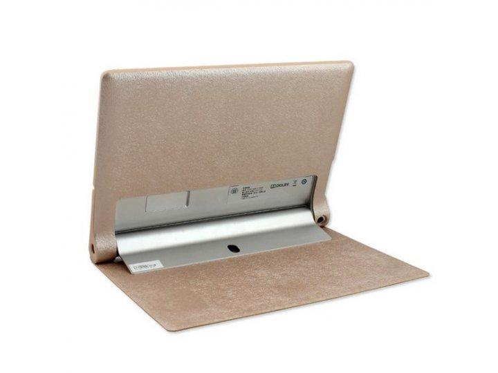 Фирменный чехол-футляр-книжка для Lenovo Yoga Tablet 2 Pro 13.3