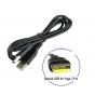 Фирменный оригинальный USB дата-кабель для планшета Lenovo Yoga Tablet 2 Pro 13.3 1380F + гарантия..
