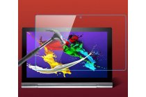 Фирменное защитное закалённое противоударное стекло премиум-класса из качественного японского материала с олеофобным покрытием для Lenovo Yoga Tablet 2 Pro 13.3 1380F