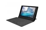 """Чехол закрытого типа с отделением под аккумулятор для Lenovo Yoga Tablet 3 8.0"""" (YT3-850F/ 850F) черный кожаный"""