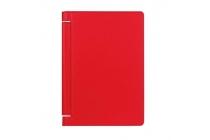 """Чехол закрытого типа с отделением под аккумулятор для Lenovo Yoga Tablet 3 8.0"""" (YT3-850F/ 850F) красный кожаный"""