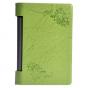 Фирменный чехол с красивым узором для планшета Lenovo Yoga Tablet 8 3 16Gb 4G LTE (850M / YT3-850)