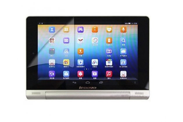 Фирменная защитная пленка для планшета Lenovo Yoga Tablet 8 B6000 матовая