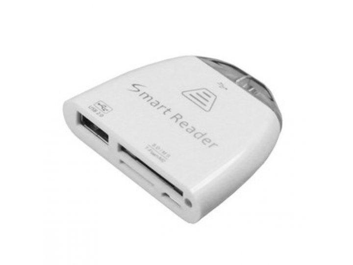 USB-переходник + карт-ридер для Lenovo Ideatab A1000..