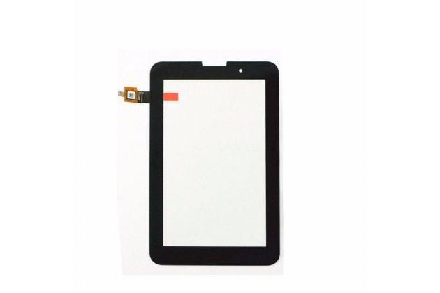 Фирменный сенсорный дисплей-стекло с тачскрином на планшет Lenovo Ideatab A3000/A3000-h черный и инструменты для вскрытия + гарантия