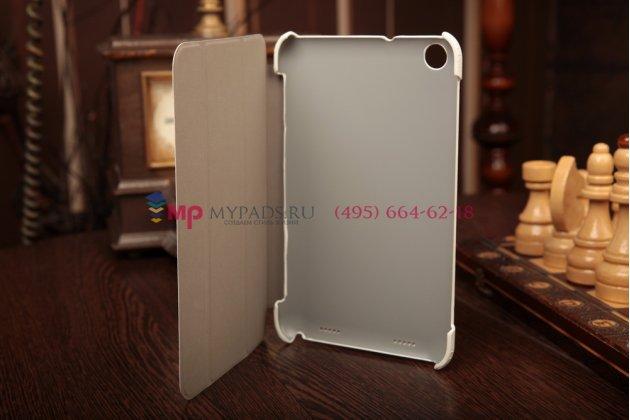 Чехол-книжка для Lenovo Ideatab A3000/A3000-h Smart Case белый