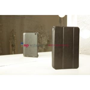 Фирменный чехол-обложка для Lenovo Ideatab A3000/A3000-h SLIM черный
