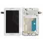 Фирменный LCD-ЖК-сенсорный дисплей-экран-стекло с тачскрином на планшет Lenovo Ideatab A3000/A3000-h белый и и..