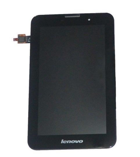 Фирменный LCD-ЖК-сенсорный дисплей-экран-стекло с тачскрином на планшет Lenovo Ideatab A3000/A3000-h черный и ..