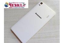 """Родная оригинальная задняя крышка-панель которая шла в комплекте для Lenovo K3 Note / A7000 5.5"""" белая"""