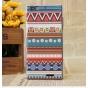 Фирменная роскошная задняя панель-чехол-накладка с безумно красивым расписным эклектичным узором на Lenovo K90..