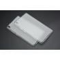 Фирменная ультра-тонкая полимерная из мягкого качественного силикона задняя панель-чехол-накладка для Lenovo P..