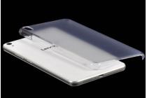 """Фирменная задняя панель-крышка-накладка из тончайшего и прочного пластика для Lenovo Phab PB1-750M / 750N /6.98""""/ 7.0"""" белая"""