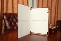 Фирменный чехол-обложка для Lenovo Ideatab S6000/S6000L Smart Case коричневый