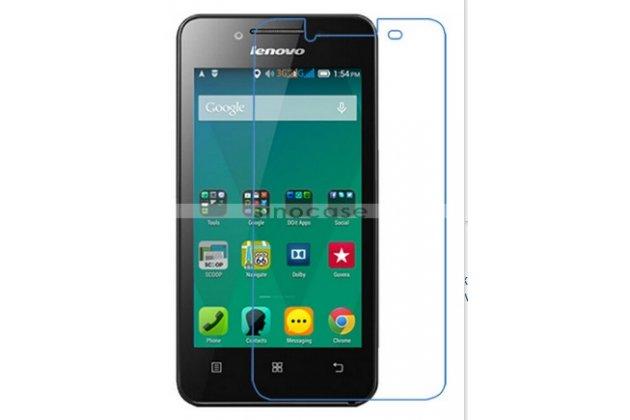 Фирменная оригинальная защитная пленка для телефона Lenovo A319 глянцевая